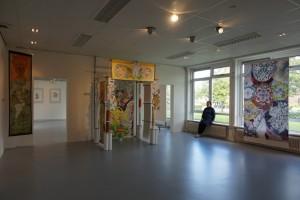 Tempel van de Onverwoestbare druppel, zuidportaal, Overzicht tentoonstelling Roden 2015
