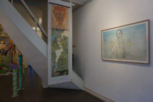 'Hemel en Aarde bewogen' een tentoonstelling van Loes Groothuis en Janpeter Muilwijk in galerie Lutz in Delft. Opening zondag 22 mei om 16:00 uur